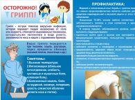 Подробнее: Рекомендации гражданам по профилактике гриппа и ОРВИ
